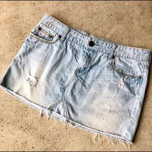 American Eagle Outfitters Denim Mini Skirt | 12